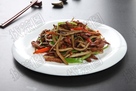 牛柳茶树菇 - 找菜图