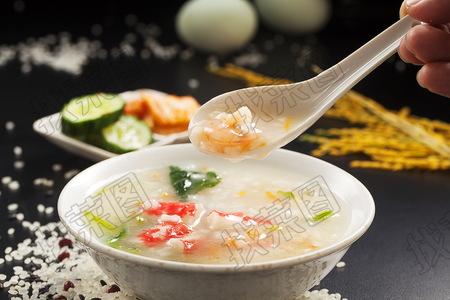 海鲜粥 - 找菜图