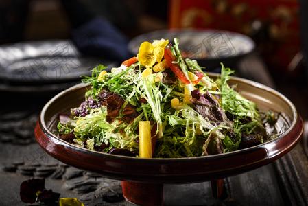 俄式蔬菜沙拉 - 找菜图