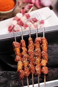牛肉串 - 找菜图