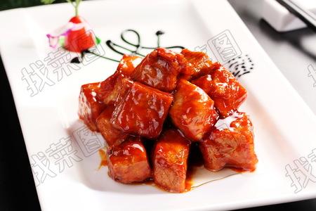 红酒鹿肉 - 找菜图