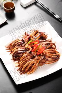铁板鱿鱼丝 - 找菜图