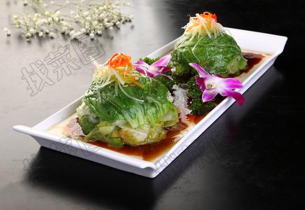 白灼西生菜 - 找菜图