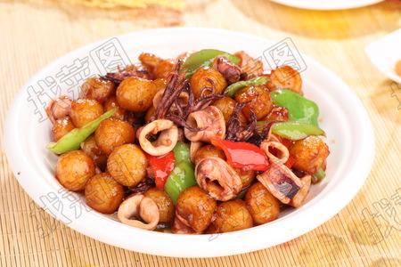 海兔烧小土豆 - 找菜图