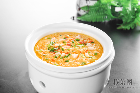 蟹黄豆腐 - 找菜图
