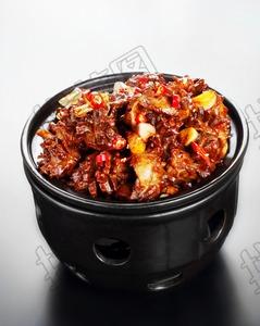 压锅鸡胗 - 找菜图