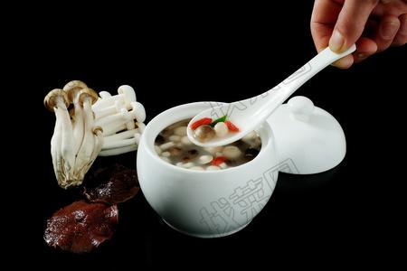 菌汤 - 找菜图