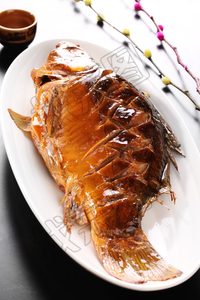 奇味熏鱼 - 找菜图