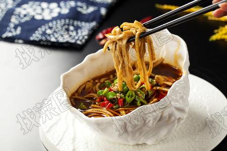 红汤煮干丝 - 找菜图