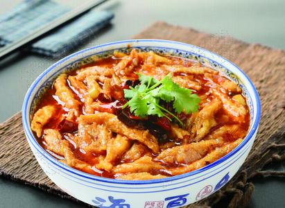 炝锅腐竹 - 找菜图