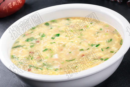 海鲜疙瘩汤 - 找菜图
