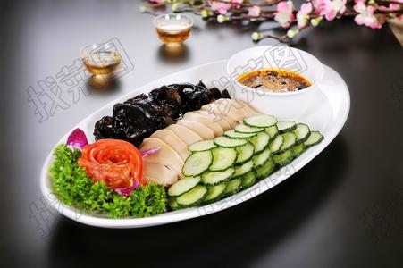 捞汁白灵菇 - 找菜图