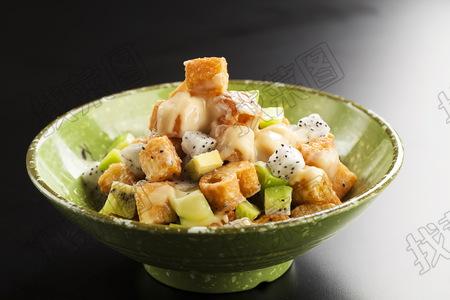 鲜果油条酥 - 找菜图