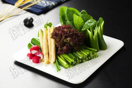 田园蘸酱菜 - 找菜图