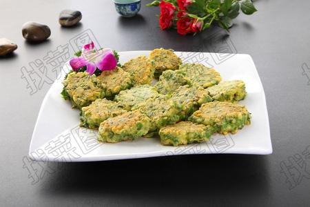 韭菜煎蛎蝗 - 找菜图