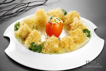 金丝虾球 - 找菜图