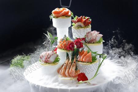 锦绣刺身三文鱼 - 找菜图
