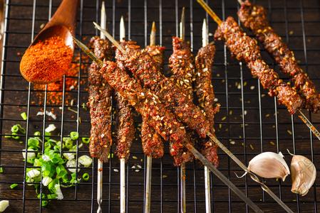 麻辣牛肉 - 找菜图