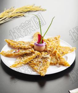南瓜烙 - 找菜图