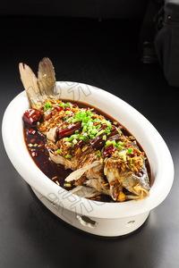蒜香鱼压锅鱼 - 找菜图