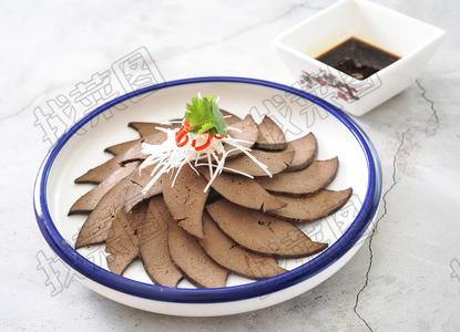 蒜泥猪肝 - 找菜图