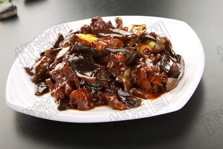 牛筋烧海参 - 找菜图