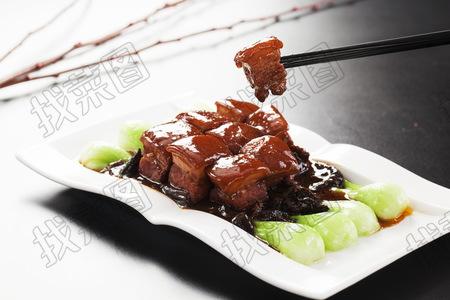 山珍扣肉 - 找菜图