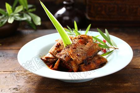 豆豉凤尾鱼  - 找菜图
