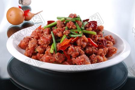 新疆炒羊肉 - 找菜图