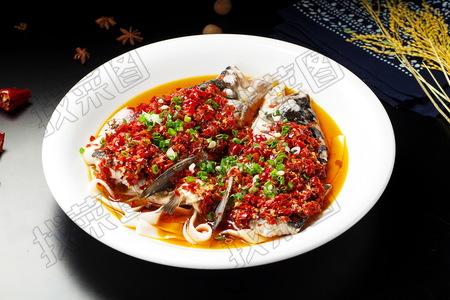 剁椒鱼头 - 找菜图