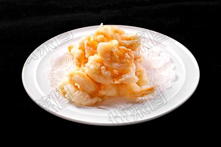 干炸大虾段 - 找菜图