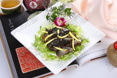 菊花拌海参 - 找菜图