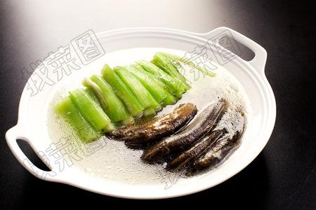 鳅鱼煮丝瓜 - 找菜图