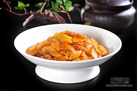 韩式炒三样 - 找菜图