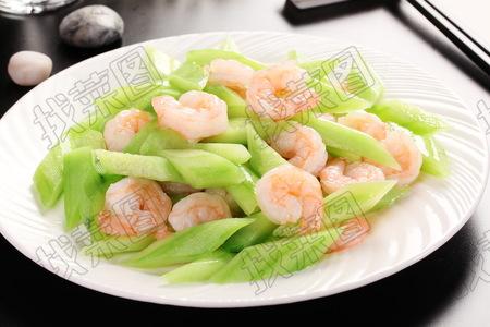 青瓜虾仁 - 找菜图