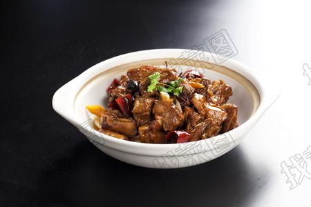 红焖块羊肉 - 找菜图