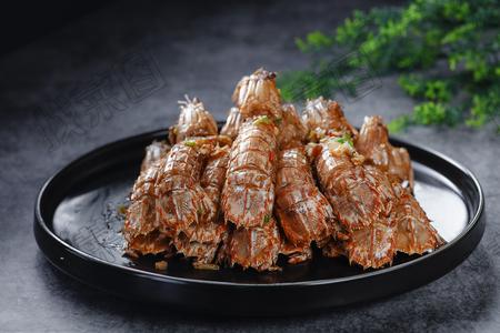 藤麻皮皮虾 - 找菜图