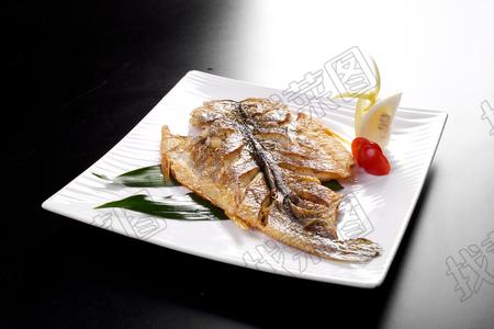铁板煎黄花鱼 - 找菜图