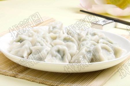 水饺盘 - 找菜图