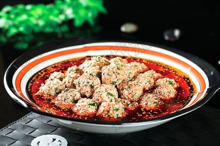 香辣牛肉丸 - 找菜图