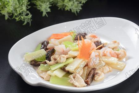 三鲜凤片 - 找菜图