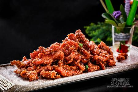 香烹滋味肉 - 找菜图