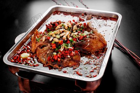 完美滋味烤全鱼 - 找菜图