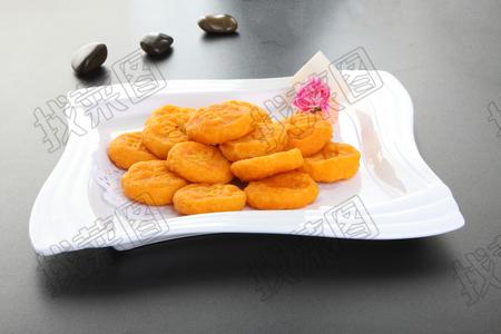 南瓜饼 - 找菜图