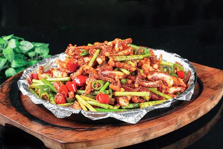 铁板鱿鱼须 - 找菜图