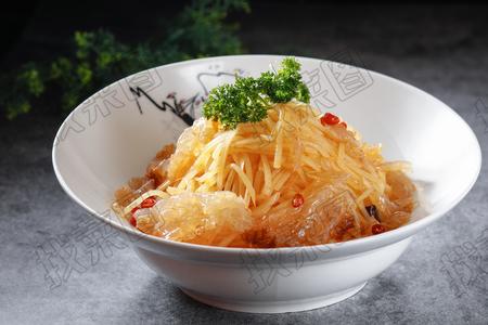 土豆丝蛰头 - 找菜图
