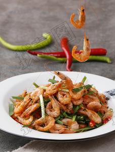 小鱼炒小虾 - 找菜图