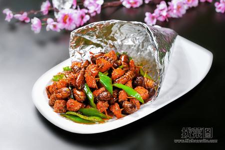 香蚕肉 - 找菜图