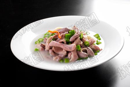 青椒焖猪肚 - 找菜图