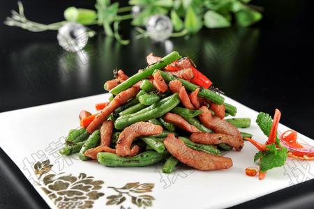 颈肉四季豆 - 找菜图